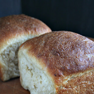 Almond Milk Bread ~ adapted from Home Baking