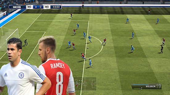 Download Dream League Soccer 17 APK for Android Kitkat