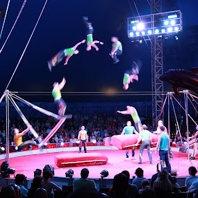 Super Swing - Great Moscow Circus by Bundle of Fun . - News & Events Entertainment