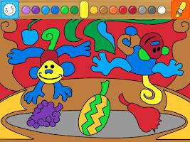 Screenshot of The Royal Colors