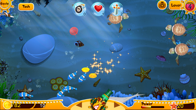 Fishing story apk 1 3 0 free arcade apps for android for Fishing apps for android