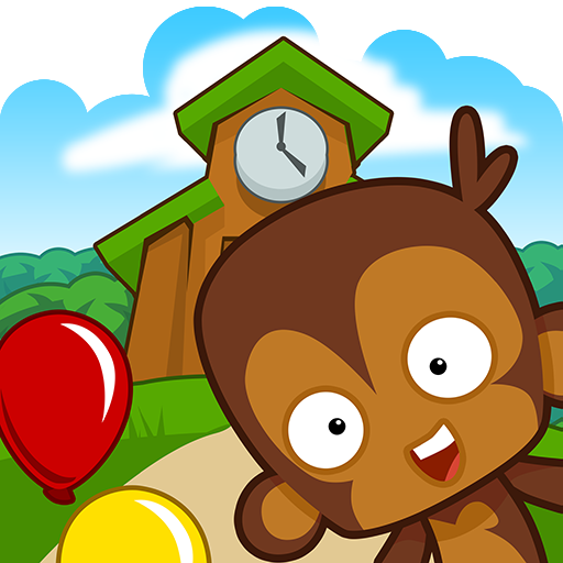 Bloons Monkey City (game)