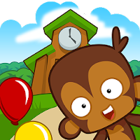 Bloons Monkey City For PC (Windows And Mac)