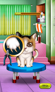 Wash and Treat Pets  Kids Game- screenshot thumbnail