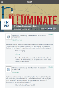 CCDA Chicago - screenshot