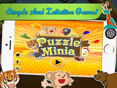 Puzzle Mania - screenshot