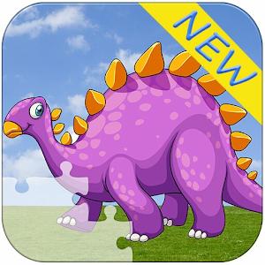 Dinosaur Puzzles For PC (Windows & MAC)