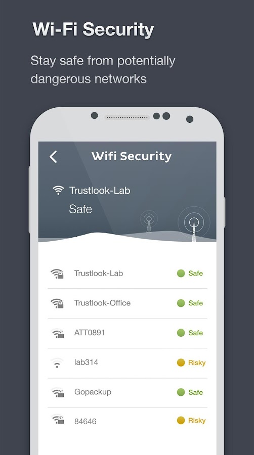 Premium Mobile Antivirus App Screenshot 7