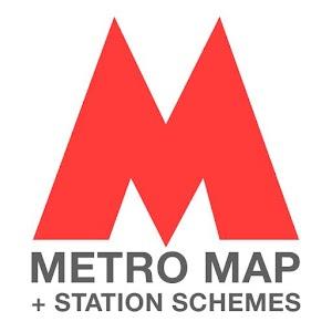 Moscow metro map. Saint-Petersburg, Kazan For PC / Windows 7/8/10 / Mac – Free Download