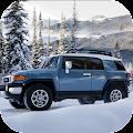 Game FJ 4x4 Cruiser Snow Driving APK for Kindle