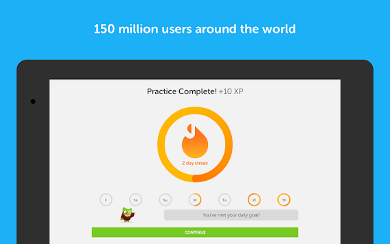 Duolingo: Learn Languages Free APK screenshot thumbnail 14