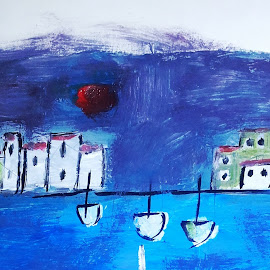 by Vanja Škrobica - Illustration Places