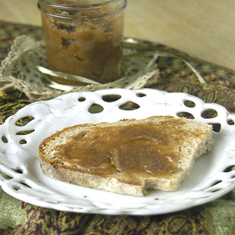 Maple Chai Pear Butter