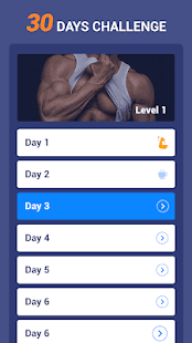 Chest Max - 30 Days Upper Body Workout for pc