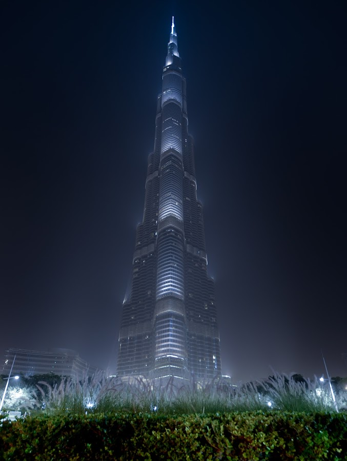 The Burj by Is it Really Important?? - Landscapes Travel