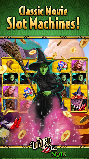 Wizard of Oz Free Slots Casino screenshot 3