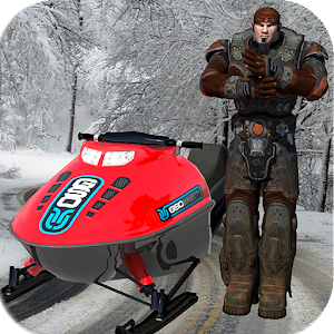 Download Impossible Motocross Snow Bike: Winter Race war For PC Windows and Mac