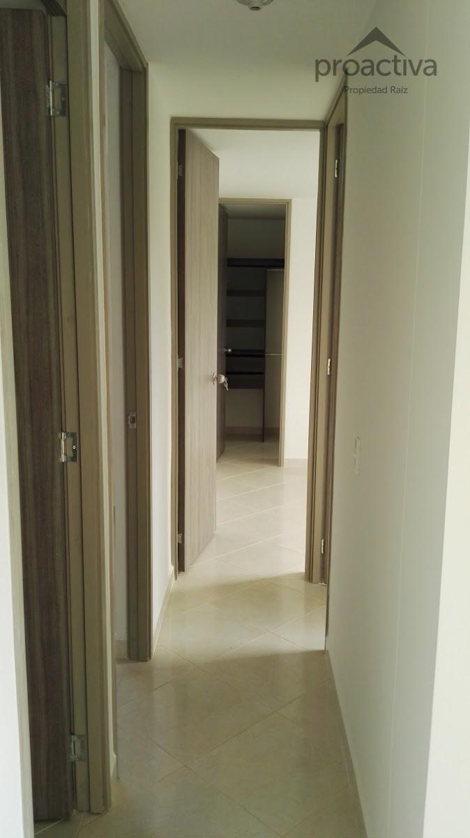 apartamento en arriendo itagui 497-4348