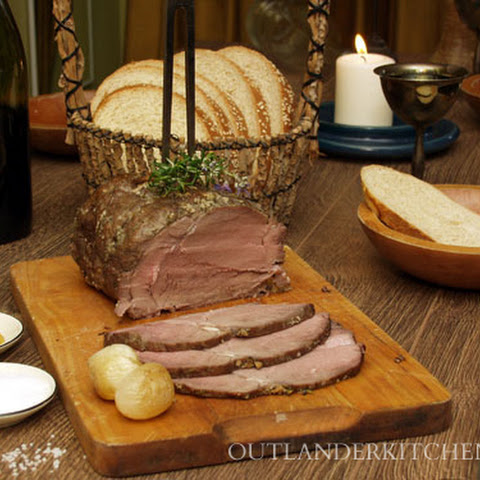 Roast Beef for a Wedding Feast from Outlander