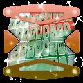 Madagascar Keyboard Theme APK for Bluestacks