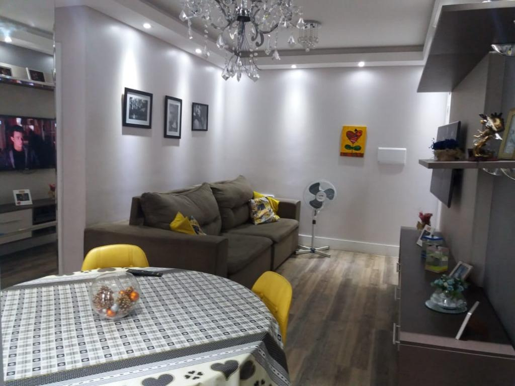 Apartamento para alugar, 59 m² por R$ 1.783,00/mês - Picanco - Guarulhos/SP