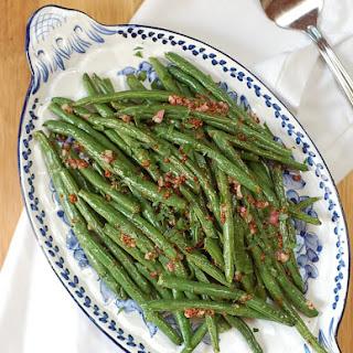 Green Beans Red Wine Vinegar Dijon Mustard Recipes