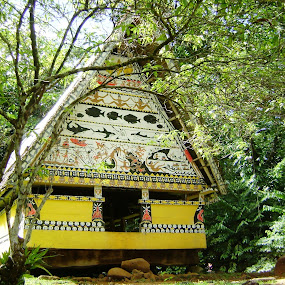 Palau's Abai  by CRISTINA  CASTRO - Buildings & Architecture Statues & Monuments ( palau )