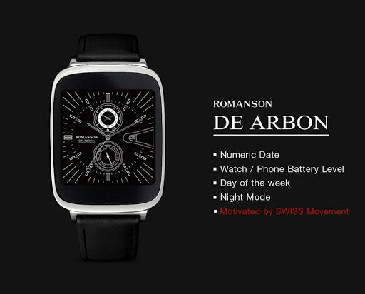 De Arbon White by Romanson - screenshot