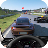 Multiplayer Car Racing Game: Racing Mania 2018 icon