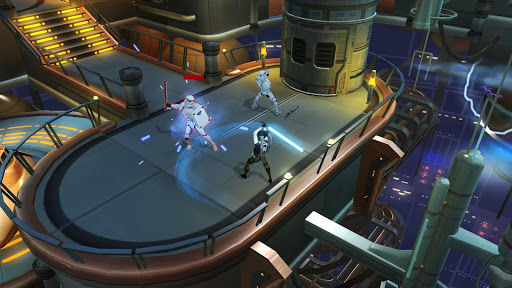 Star Wars™: Uprising screenshot 12