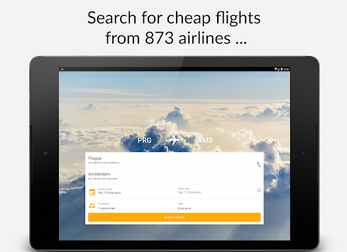 Cheap Flights & Airline Ticket APK screenshot thumbnail 8