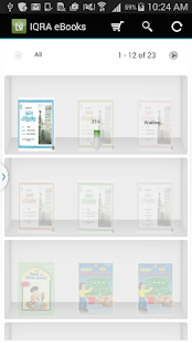 IQRA eBooks - screenshot