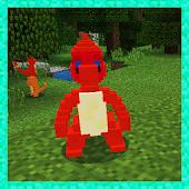 PokeCraft Minecraft mod
