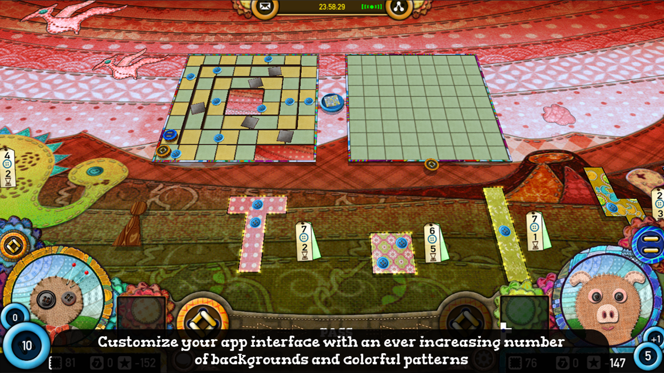 Patchwork The Game Screenshot 2