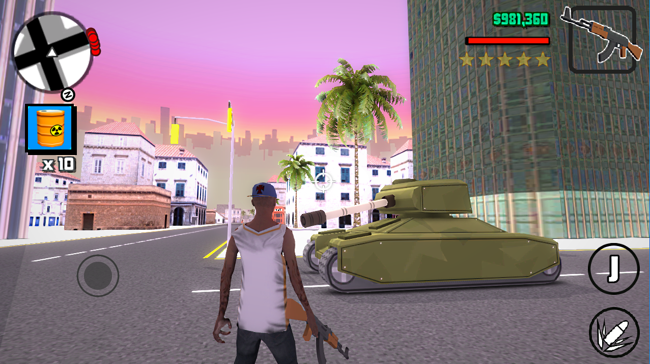 Vegas Gangsters: Crime City Screenshot 3