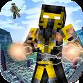 Block Mortal Survival Battle APK for Bluestacks