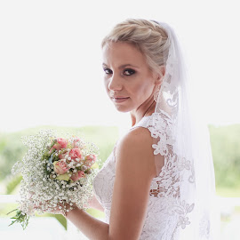 by Roxanne Wentzel - Wedding Bride