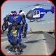 Police War Robot Superhero