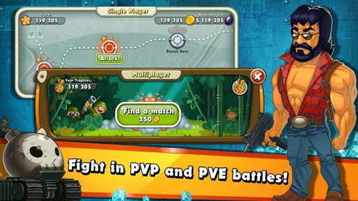 Jungle Heat: War of Clans screenshot 3