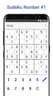 Sudoku Number 1 Logic Games, Easy & Hard Puzzles