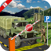 Free Army Truck Checkpost Duty APK for Windows 8