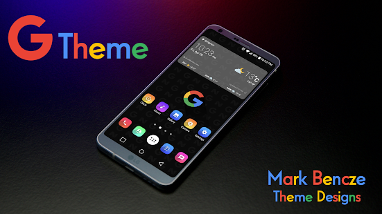 G Theme für LG G6 android apps download