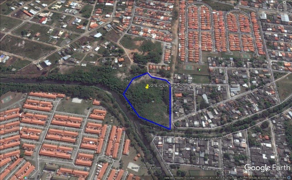 CAMPO GRANDE_RIO DE JANEIRO_25.000 m2 para incorporação minha casa minha vida