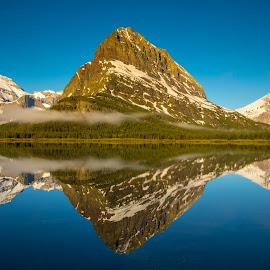 Two Medicine  by Matt Padgett - Landscapes Mountains & Hills