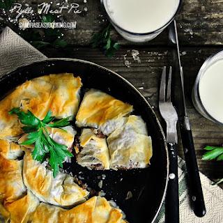 Meat Pie Phyllo Dough Recipes