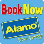 Book Now Alamo Car Rental Icon