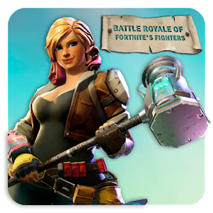 Battle Royale of Fortnite's Fighters