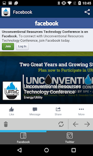 URTec 2015 - screenshot