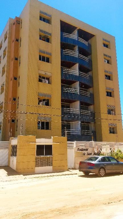 Apartamento residencial à venda, Camboinha, Cabedelo - AP5389.