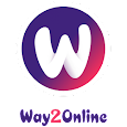 Way2Online - News, Short News icon